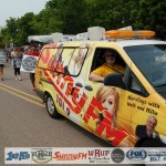 Photo 18 - 4th of July Parade 2015 with Great Lakes Radio Staff in Marquette, Michigan 49855
