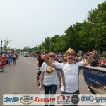 Photo 31 - 4th of July Parade 2015 with Great Lakes Radio Staff in Marquette, Michigan 49855