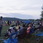 The Gathering for the Pioneer Days Community Picnic Negaunee, MI 2015