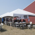 UPAWS Beer Tent in the Marquette County Fair 2015