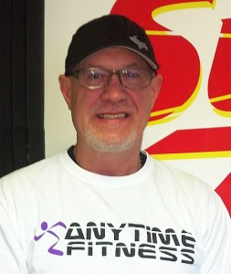 Gary Perala of Anytime Fitness