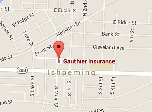 Gauthier Insurance in Ishpeming - Call (906) 485-6391