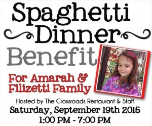 Special benefit this Saturday in Marquette.
