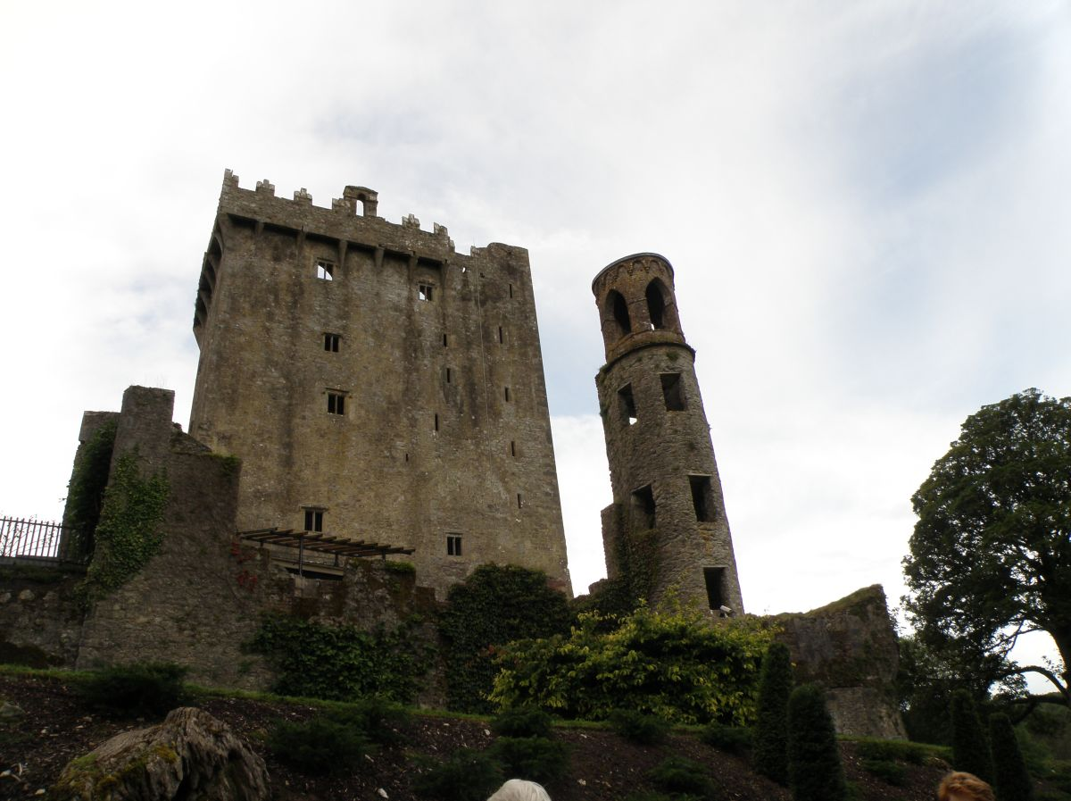 Where to get the gift of gab blarney castle of course for The blarney