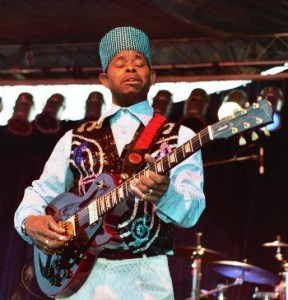 Lil' Ed & the Blues Imperials Headline Saturday at the 12th Annual Marquette Area Blues Fest.