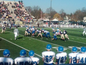 Ishpeming Hematites Football 2014