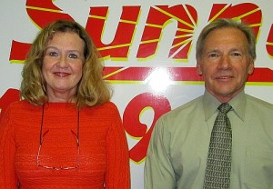Lyn Durant and Randy Girard