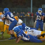 Negaunee taking on the Hematites October 9th 2015