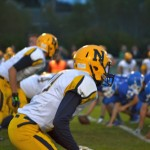 Negaunee Miners against the Ishpeming Hematites 2015