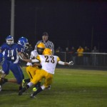 Negaunee keeping up some great defense against the hematites