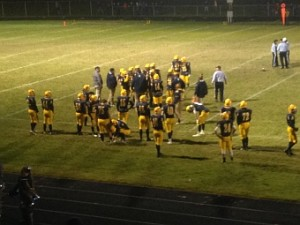 The Negaunee Miners VS Calumet Copper Kings on Sunny.FM 10/30/15
