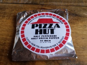 Steinhaus Market Cookie Pizza Hut Dehydrated Pizza Back to the Future Part II