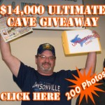 View Photos From the Ultimate Cave Giveaway