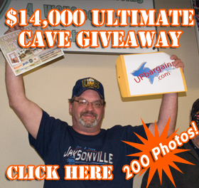 Ultimate Cave Giveaway Party Photos from Great Lakes Radio