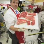 Pete Kolbas Super One Foods Marquette Michigan New Years Eve Surf & Turf Sale