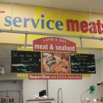 Super One Foods Meat Department in Marquette Michigan