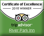 Reserve Your Room with Pat at River Park Inn NOW