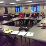 Marquette Township Board Meeting 01262016
