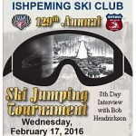 Bob Hendrickson Interview on 8th Day about 129TH Annual Suicide Hill Ski Jump Feb 17th