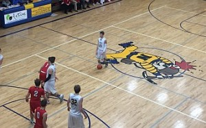 Negaunee Miners Boys Basketball VS Westwood Patriots on Sunny.FM 02/10/16