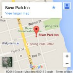 Get directions to River Park Inn - A Green Cove Springs, Florida Bed and Breakfast