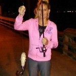 Catfish caught in the St. Johns River in Green Cove Springs, FL