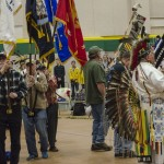 Many of these men are Native Americans who have fought in the Army, Marine Corps, Air Force, and National Guard.