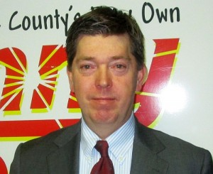 Judge Karl Weber, 96th District Court of Marquette County.