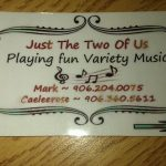Contact info for Just The Two Of Us band
