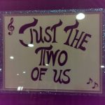 Just the Two of Us entertained from 2p-4p at Mill Creek on Saturday April 24 2016