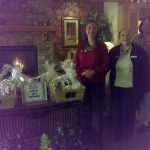 Presents for visitors and a friendly caring staff at Mill Creek