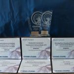 Our new awards from the 2015 MAB Awards!