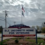 D.J. Jacobetti Home for Veterans is located on Fisher Street in Marquette, MI