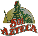 Sola Azteca in downtown Marquette near the Lower Harbor