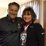 Steve Mariucci and Mary