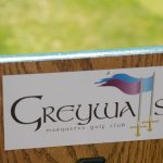 The Greywalls Course sign