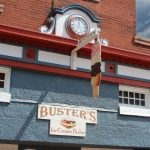 Buster's Ice Cream Parlor Grand Opening Negaunee Michigan July 5 2016 4001