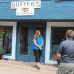 Buster's Ice Cream Parlor Grand Opening Negaunee Michigan July 5 2016 4002