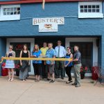 Buster's Ice Cream Parlor Grand Opening Negaunee Michigan July 5 2016 4003