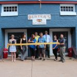Buster's Ice Cream Parlor Grand Opening Negaunee Michigan July 5 2016 4004