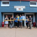 Buster's Ice Cream Parlor Grand Opening Negaunee Michigan July 5 2016 4005
