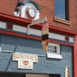 Buster's Ice Cream Parlor Grand Opening Negaunee Michigan July 5 2016 4013