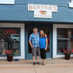 Buster's Ice Cream Parlor Grand Opening Negaunee Michigan July 5 2016 4014