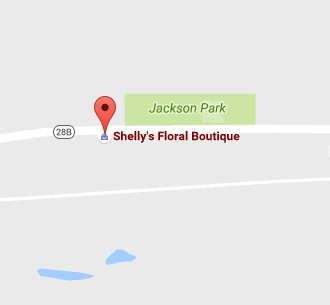 Shelly's Floral in Negaunee with Google Maps