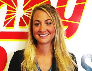 Brooke Chapman of ACTIVE Physical Therapy