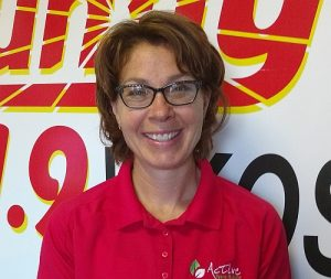 Holly Boburka of ACTIVE Physical Therapy