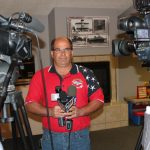 Scott Knauf of the Upper Peninsual Honor Flight is on the air