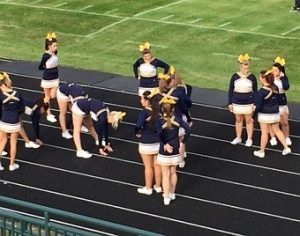 Negaunee Miners Football VS Manistique Emeralds on Sunny.FM 08/26/16