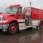 Negaunee Fire Department's new rig