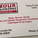 Call Four Seasons Small Engine in Escanaba today!
